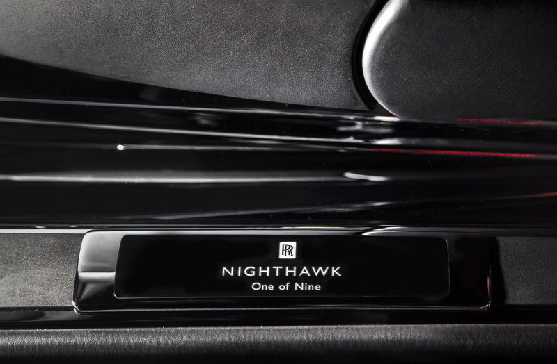 2015 Rolls-Royce Phantom Drophead Coupe Nighthawk Interior - image 615524