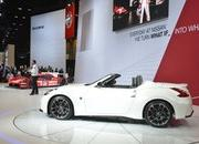 2015 Nissan 370Z Nismo Roadster Concept - image 616805