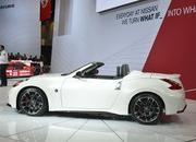 2015 Nissan 370Z Nismo Roadster Concept - image 616806