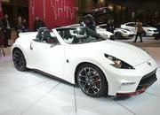2015 Nissan 370Z Nismo Roadster Concept - image 616809