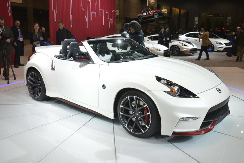 2015 Nissan 370Z Nismo Roadster Concept Exterior - image 616809
