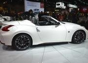 2015 Nissan 370Z Nismo Roadster Concept - image 616810