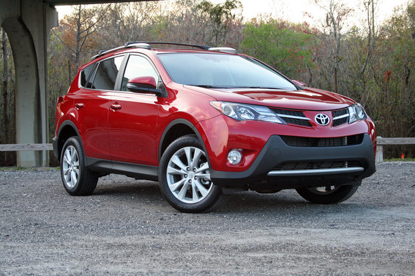 2015 Toyota Rav4 Driven Review Top Speed