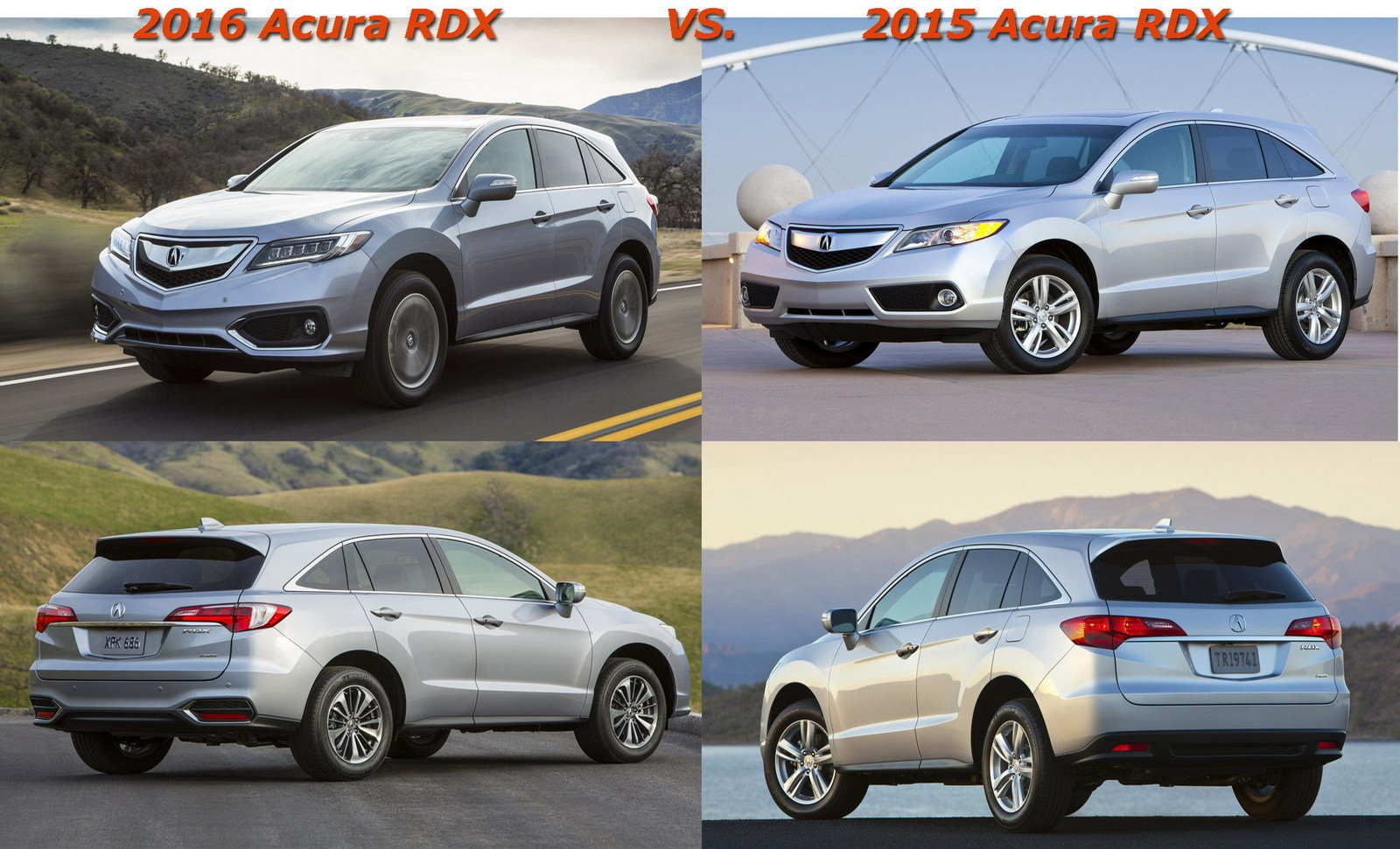 2016 acura rdx picture 616655 car review top speed. Black Bedroom Furniture Sets. Home Design Ideas