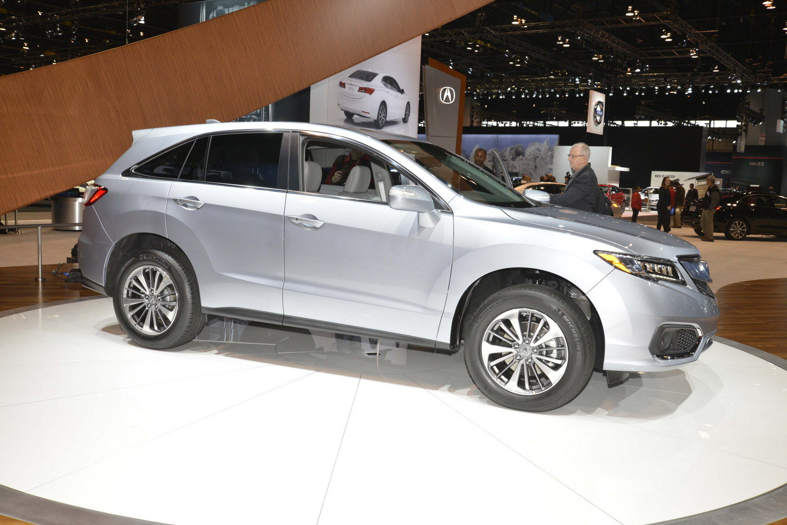 2016 acura rdx picture 616818 car review top speed. Black Bedroom Furniture Sets. Home Design Ideas