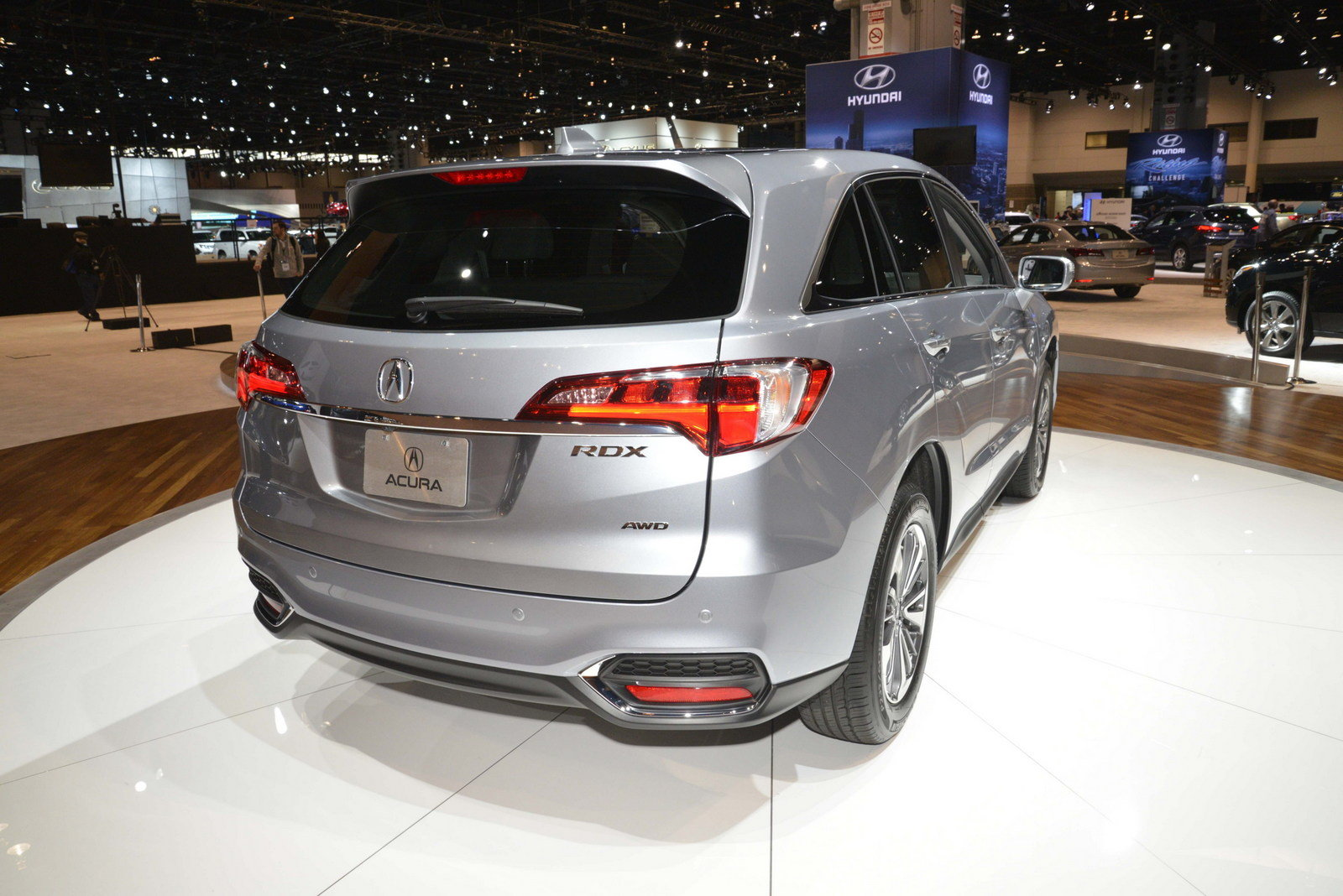 2016 acura rdx picture 616820 car review top speed. Black Bedroom Furniture Sets. Home Design Ideas