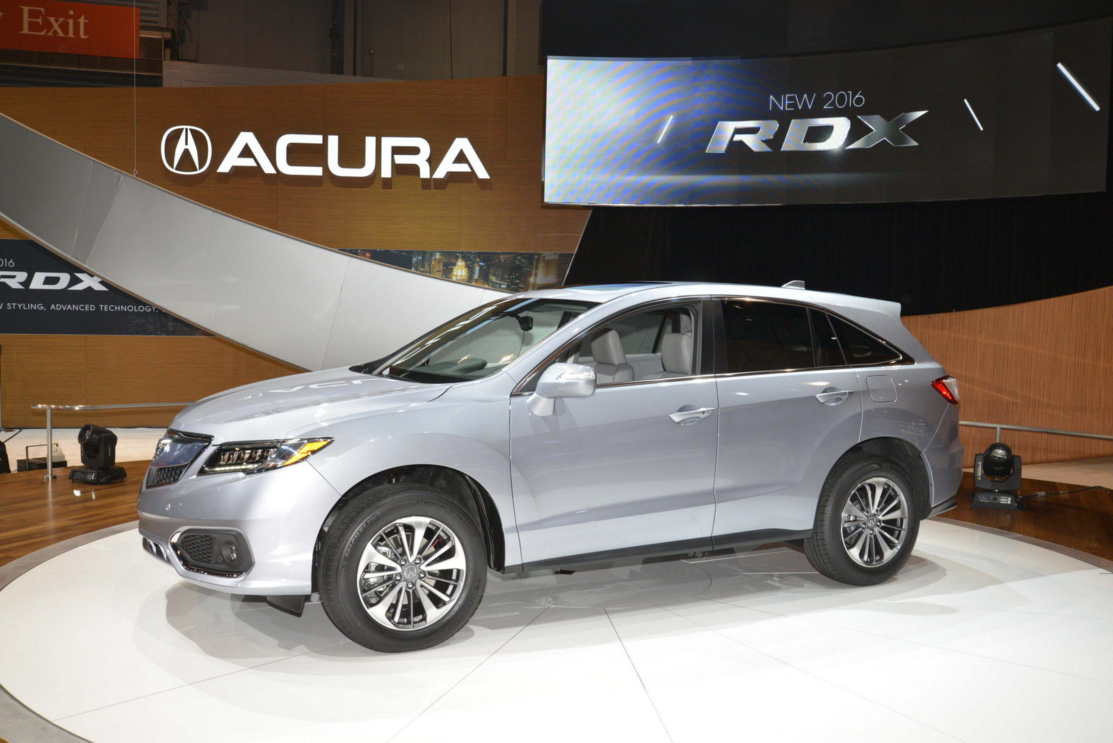 2016 acura rdx picture 616822 car review top speed. Black Bedroom Furniture Sets. Home Design Ideas