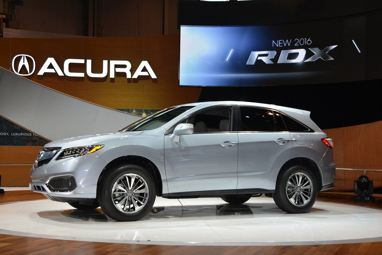 2016 Acura RDX - Picture 617172 | car review @ Top Speed