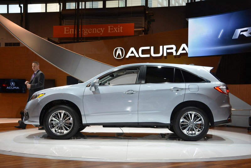 New 2016 Acura RDX  Picture 617173  Car Review  Top Speed