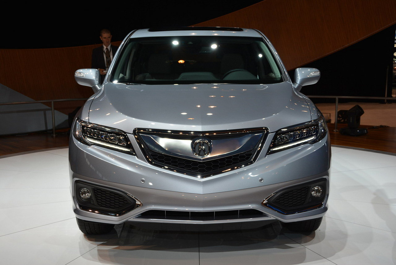 2016 acura rdx picture 617175 car review top speed. Black Bedroom Furniture Sets. Home Design Ideas