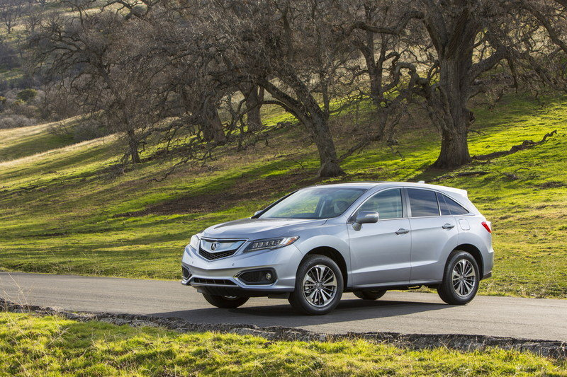 2016 Acura RDX High Resolution Exterior - image 616649