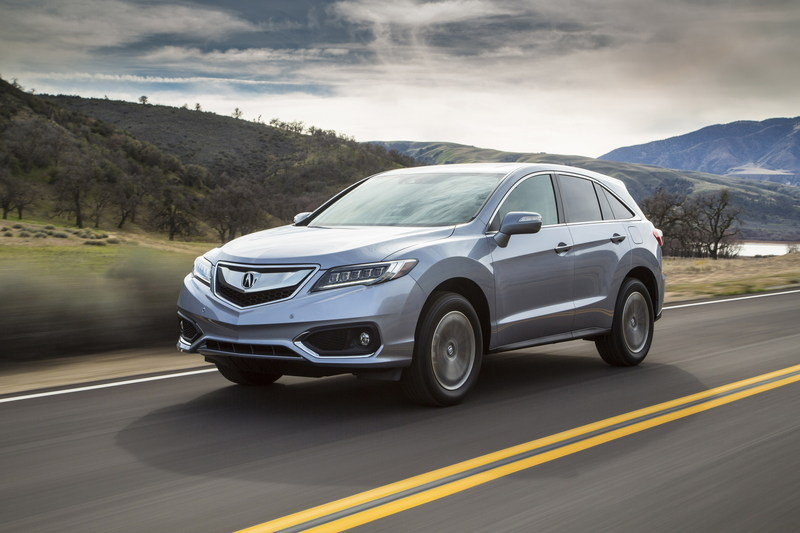 2016 Acura RDX High Resolution Exterior - image 616646