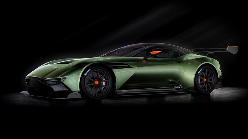 Aston Martin Vulcan Will Be Produced At New Skunkworks Facility