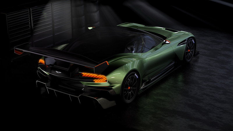 2016 Aston Martin Vulcan Computer Renderings and Photoshop - image 618671