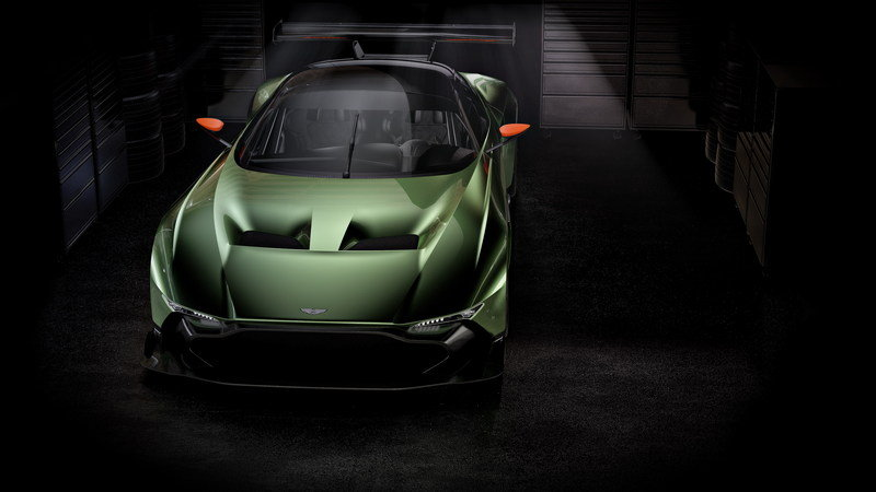 2016 Aston Martin Vulcan Computer Renderings and Photoshop - image 618675