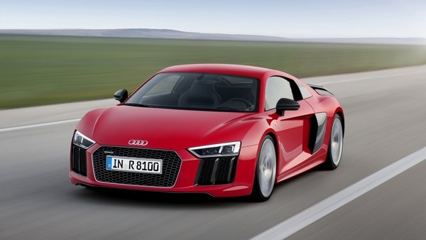 Wonderful 2017 Audi R8 Review   Top Speed. »