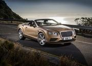 2016 Bentley Continental GT Convertible - image 617647