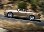 2016 Bentley Continental GT Convertible - image 617641