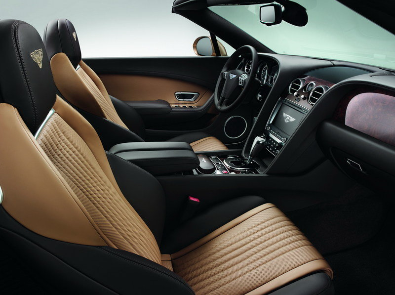 2016 Bentley Continental GT Convertible Interior - image 617644