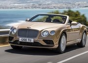 2016 Bentley Continental GT Convertible - image 617645