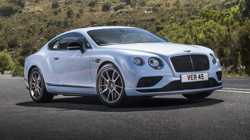 New Generation Bentley Continental GT Coming In 2017