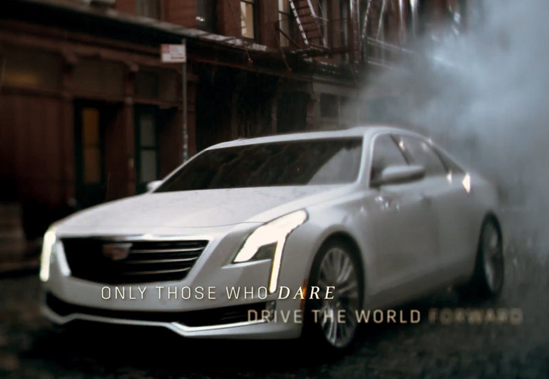 Cadillac CT6 at the Oscars High Resolution Exterior - image 618432