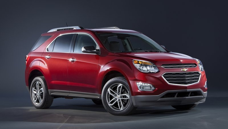 Chevrolet Plans New Crossover Placed Between Equinox And Traverse