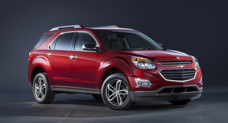 2016 Chevrolet Equinox High Resolution Exterior - image 616487