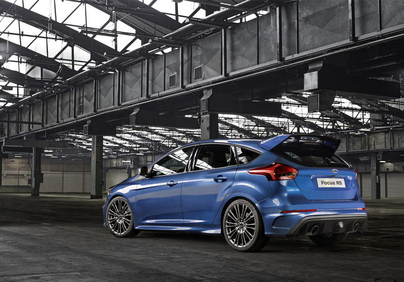 2016 Ford Focus RS High Resolution Exterior - image 615054