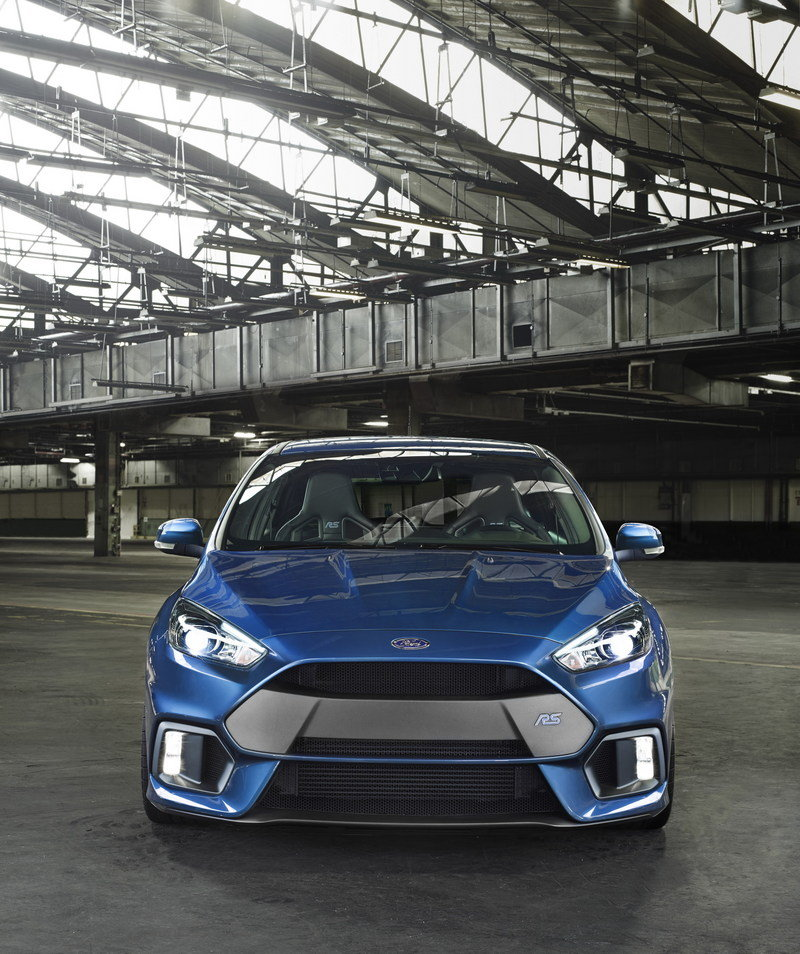 2016 Ford Focus RS High Resolution Exterior - image 615055