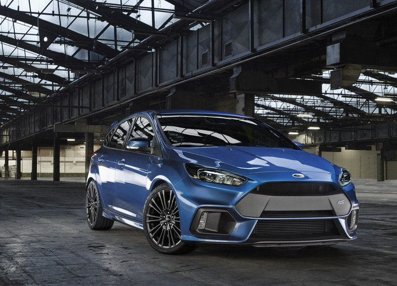 2016 Ford Focus RS High Resolution Exterior Wallpaper quality - image 615056