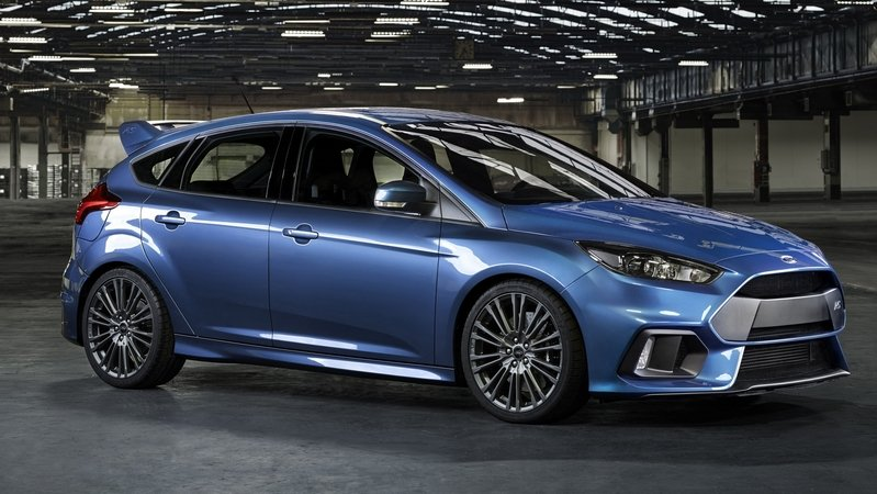 2016 Ford Focus RS Exterior - image 615058