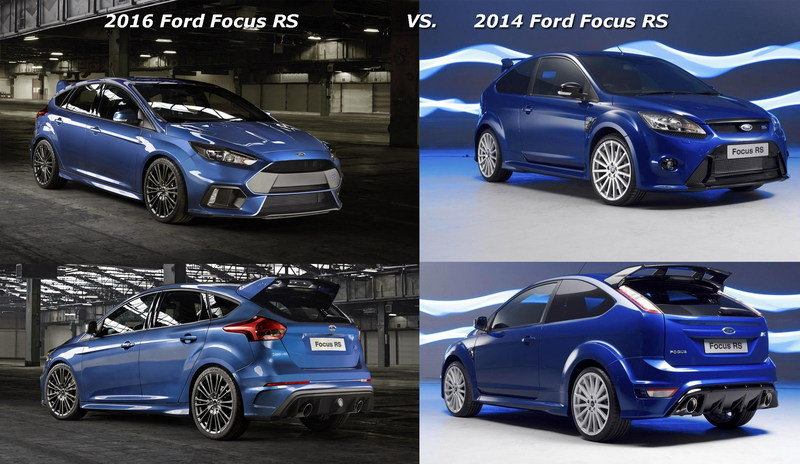 2016 Ford Focus RS - image 615059