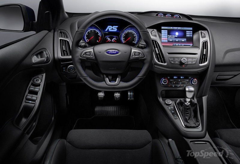 2016 Ford Focus RS Interior - image 615129