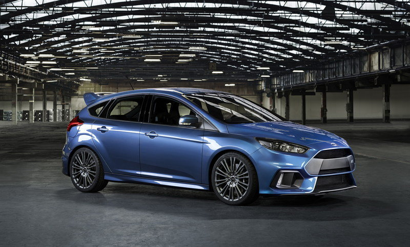 2016 Ford Focus RS High Resolution Exterior - image 615053