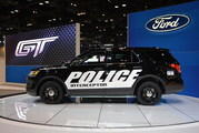 2016 Ford Police Interceptor Utility - image 617338