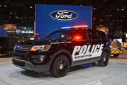 2016 Ford Police Interceptor Utility - image 617330
