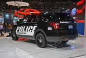 2016 Ford Police Interceptor Utility - image 617331