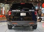 2016 Ford Police Interceptor Utility - image 617332