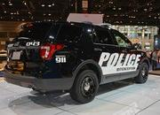 2016 Ford Police Interceptor Utility - image 617333
