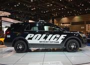 2016 Ford Police Interceptor Utility - image 617334