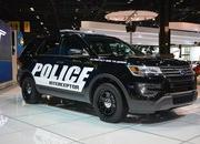 2016 Ford Police Interceptor Utility - image 617335