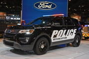 2016 Ford Police Interceptor Utility - image 617329
