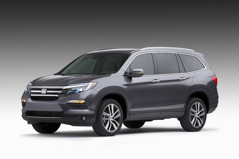 2016 - 2019 Honda Pilot High Resolution Exterior - image 616595