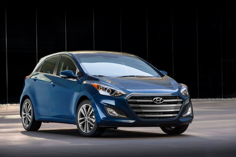 2016 Hyundai Elantra GT High Resolution Exterior - image 617154