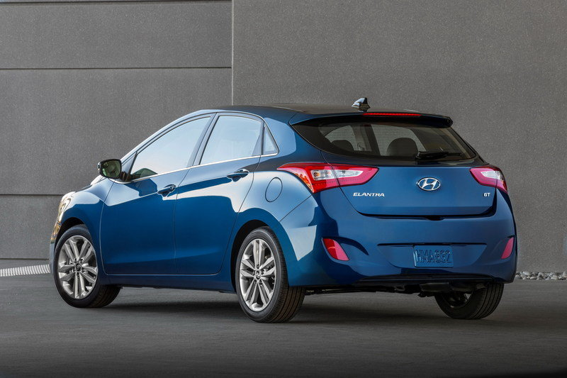 2016 Hyundai Elantra GT High Resolution Exterior - image 617156
