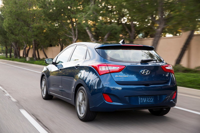 2016 Hyundai Elantra GT High Resolution Exterior - image 617149