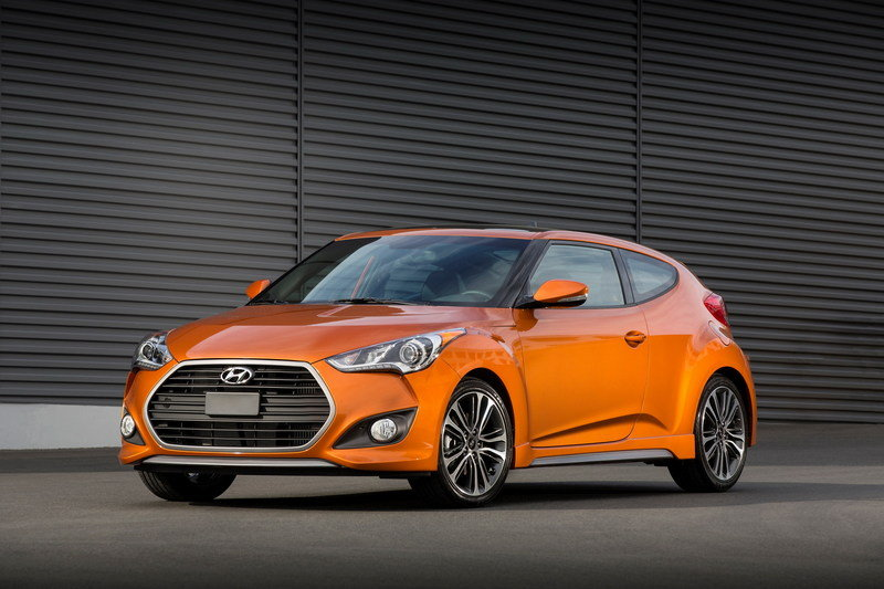 2016 Hyundai Veloster Turbo High Resolution Exterior - image 617086