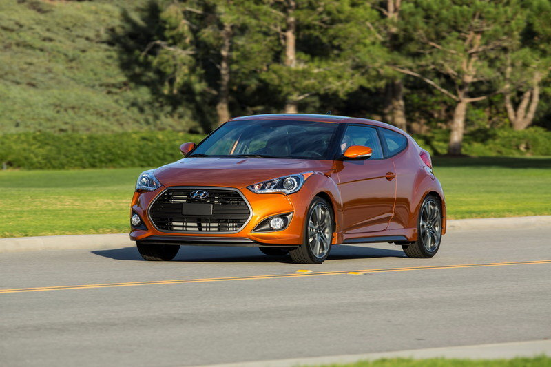 2016 Hyundai Veloster Turbo High Resolution Exterior - image 617103