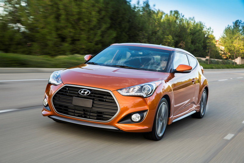 2016 Hyundai Veloster Turbo High Resolution Exterior - image 617104